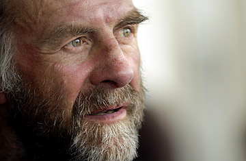 The World's Greatest Explorer—Lord Ranulph Fiennes
