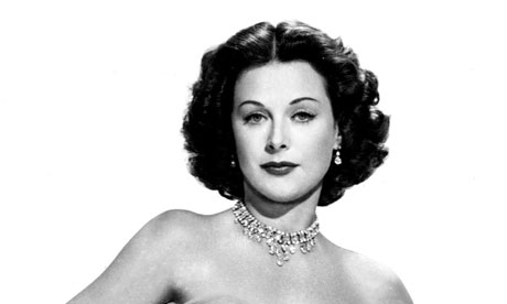 Heddy Lamar--The Bombshell Beauty with an Inventor's Mind