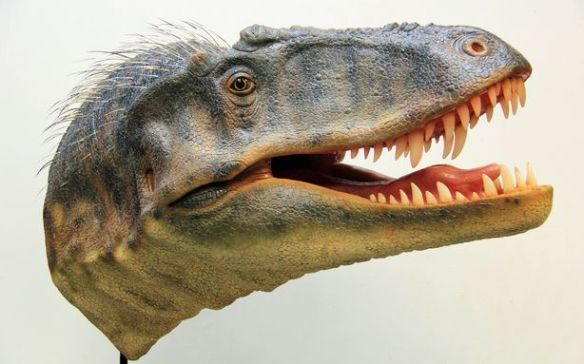 Newly Discovered T. Rex Relative Dubbed -- 'King of Gore'