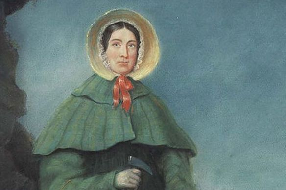 Mary Anning – the Dorset Dinosaur Hunter
